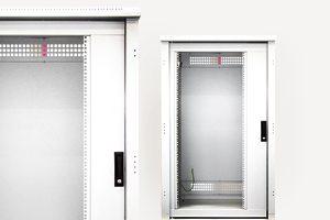 19 Zoll-Schwenkrahmen-Schraenke 19 inch swivel swing frame cabinet