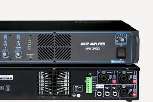 Mischverstaerker Mixing amplifier