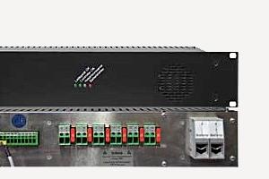Notstromversorgung Emergency power supply