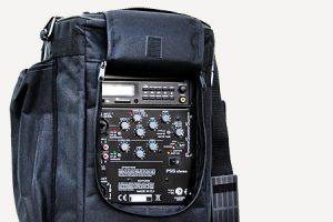 Mobile Beschallungsanlagen portable sound systems