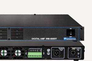 Endverstaerker Power Amplifier