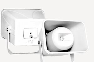 ELA-Lautsprecher speakers ceiling electro-acoustics