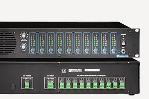 Monitor-Kontrollfelder control unit electro acoustics