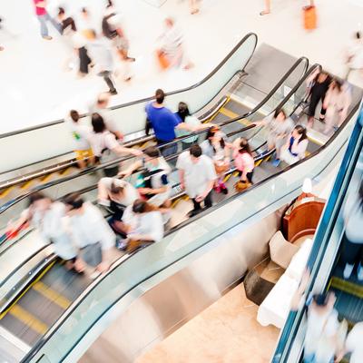 Phoenix PA Beschallung Shoppingcenter - Einkaufszentrum ELA Tontechnik