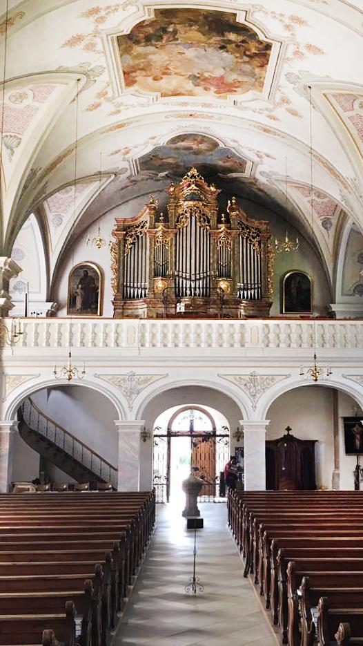 Beschallung in Kirchen Bad Aibling