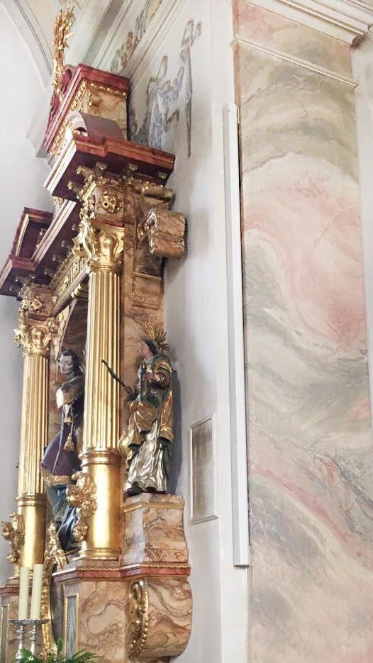 Kirchenbeschallung Bayern Edling