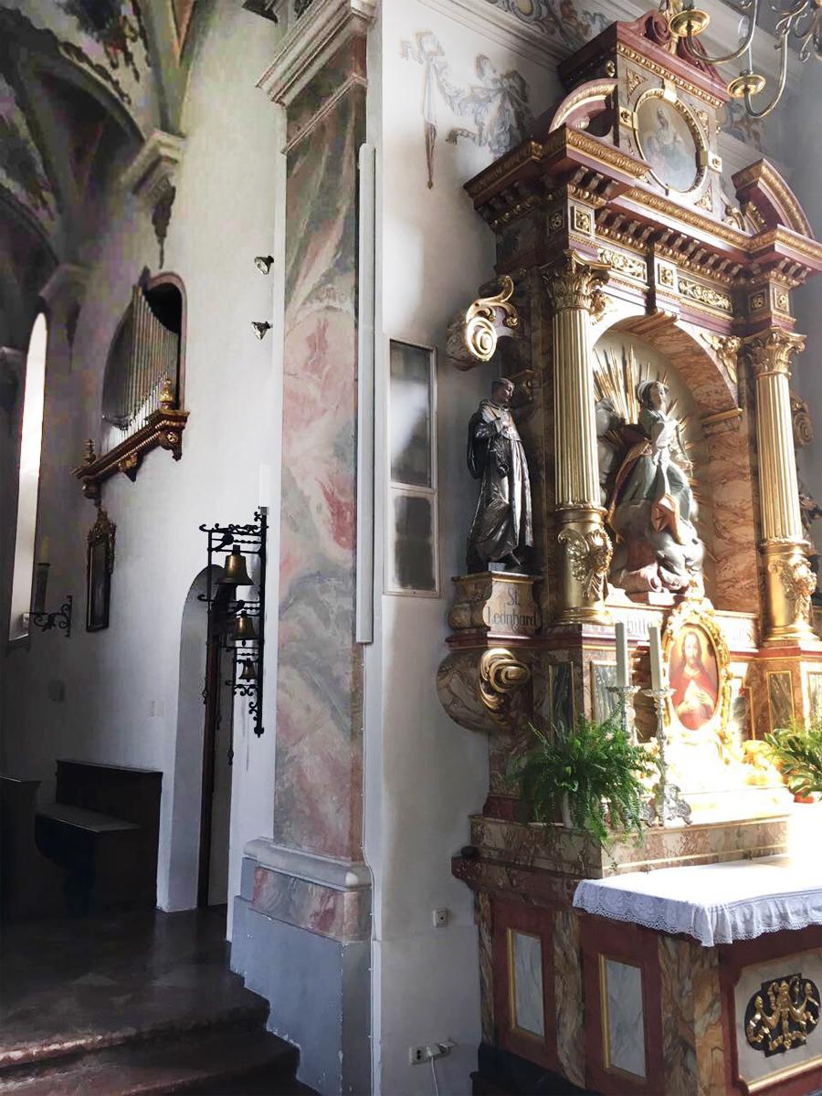 Kirchenverstaerker St. Cyriakus