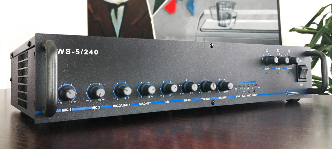 mixing-amplifier-misch-verstaerker-mixer