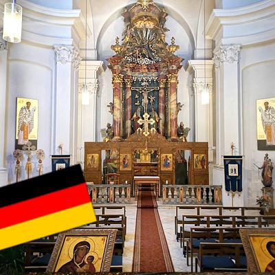 rumänisch orthodoxe kirche münchen