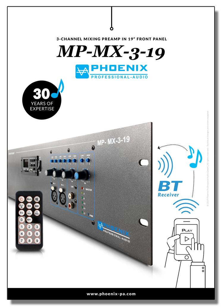 mixing-amplifier
