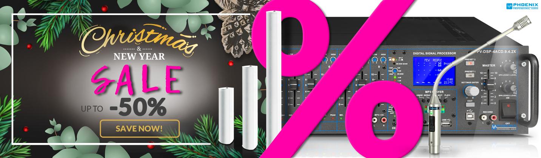 xmas-new-year-sale-acoustic-audio-sound-phoenix-pa